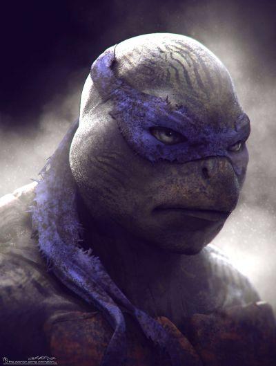 Teenage Mutant Ninja Turtles Concept Art #9