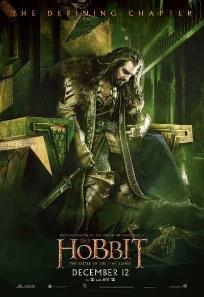 The Hobbit The Battle of the Five Armies Poster #13