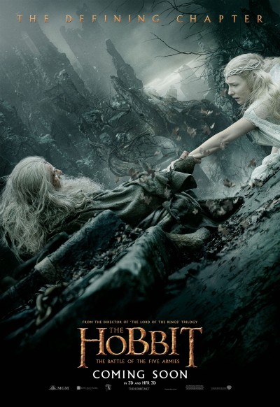 The Hobbit The Battle of the Five Armies Poster #14