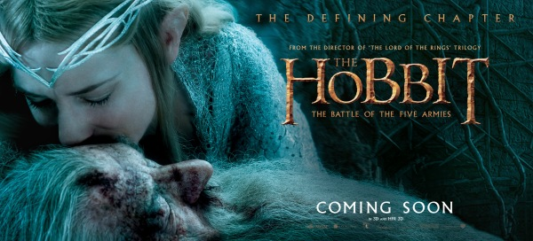 The Hobbit The Battle of the Five Armies Poster #15