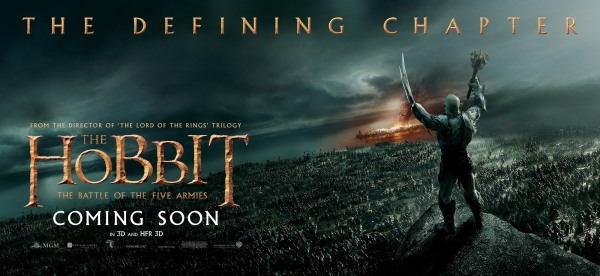 The Hobbit The Battle of the Five Armies Poster #16
