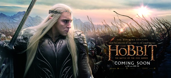 The Hobbit The Battle of the Five Armies Poster #17