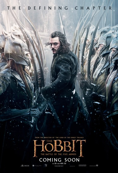 The Hobbit The Battle of the Five Armies Poster #18
