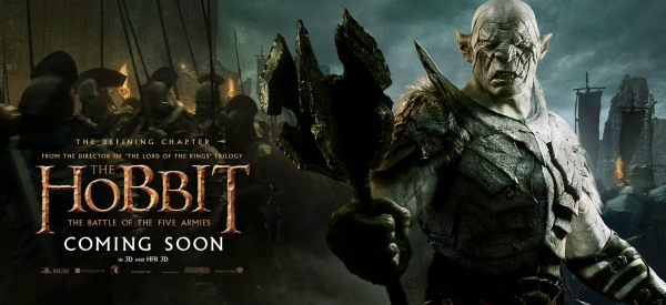 The Hobbit The Battle of the Five Armies Poster #19