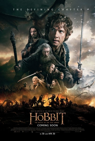 The Hobbit The Battle of the Five Armies Poster #21