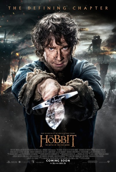 The Hobbit The Battle of the Five Armies Poster #4