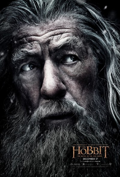 The Hobbit The Battle of the Five Armies Poster #5