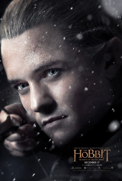 The Hobbit The Battle of the Five Armies Poster #7