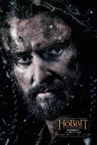 The Hobbit The Battle of the Five Armies Poster #9
