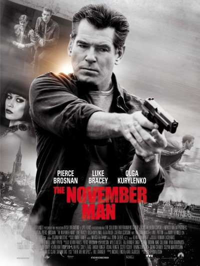 The November Man Poster #5