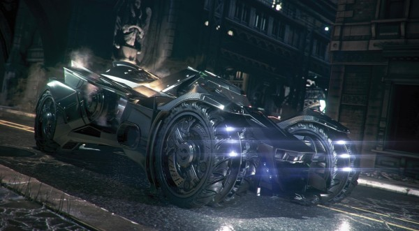 Batman Arkham Knight Batmobile 3