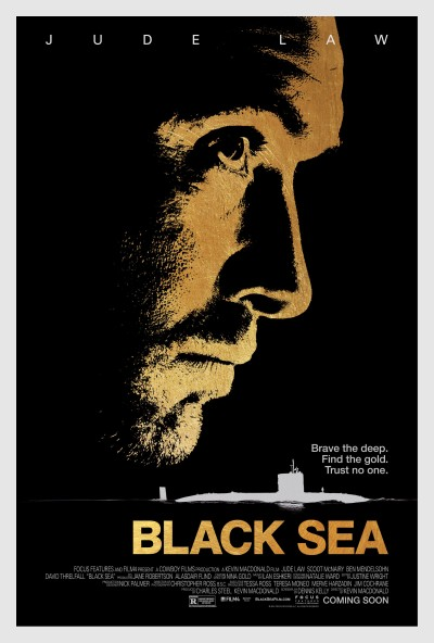 Black Sea Poster #2