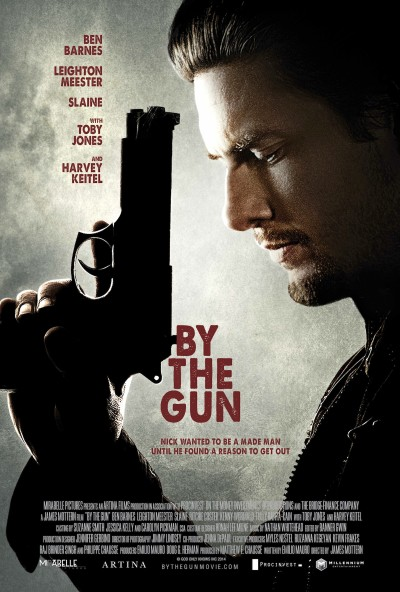 By the Gun Poster #1