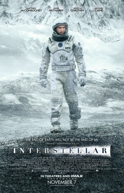 Interstellar Poster #2