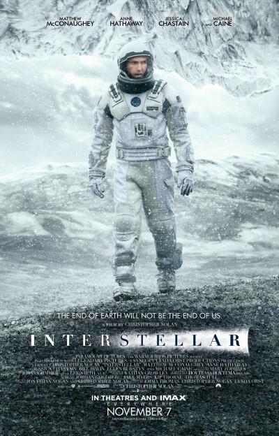 Interstellar Poster #2