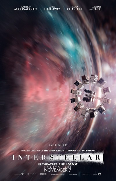 Interstellar Poster #4