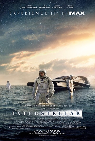 Interstellar Poster #5