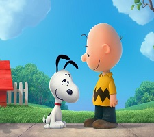 "Early Look At The ""Peanuts"" Movie"