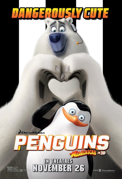 Penguins of Madagascar Poster #6