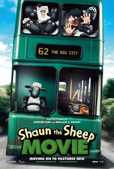 Shaun the Sheep Poster #2