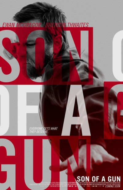 Son of a Gun Poster #4