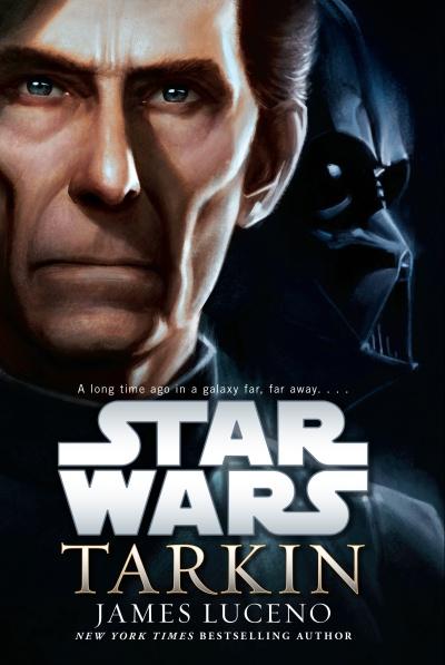 Star Wars Tarkin Book Cover