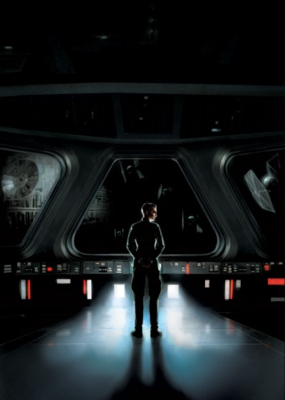 Star Wars Tarkin Book Image