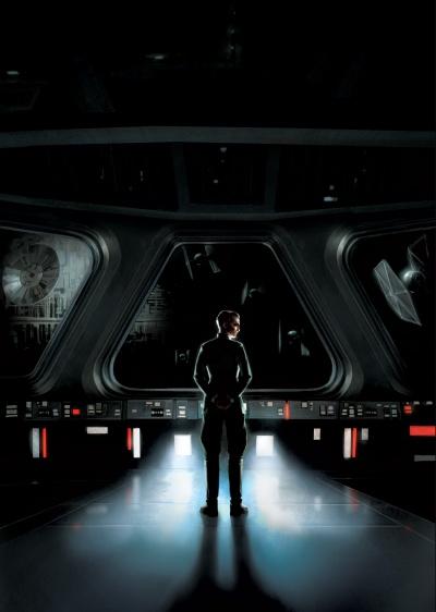 Star Wars Tarkin Book Image