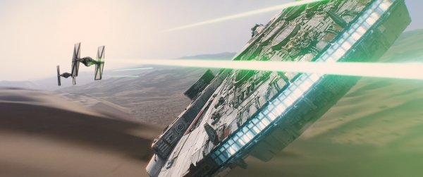 Star Wars The Force Awakens Image #4