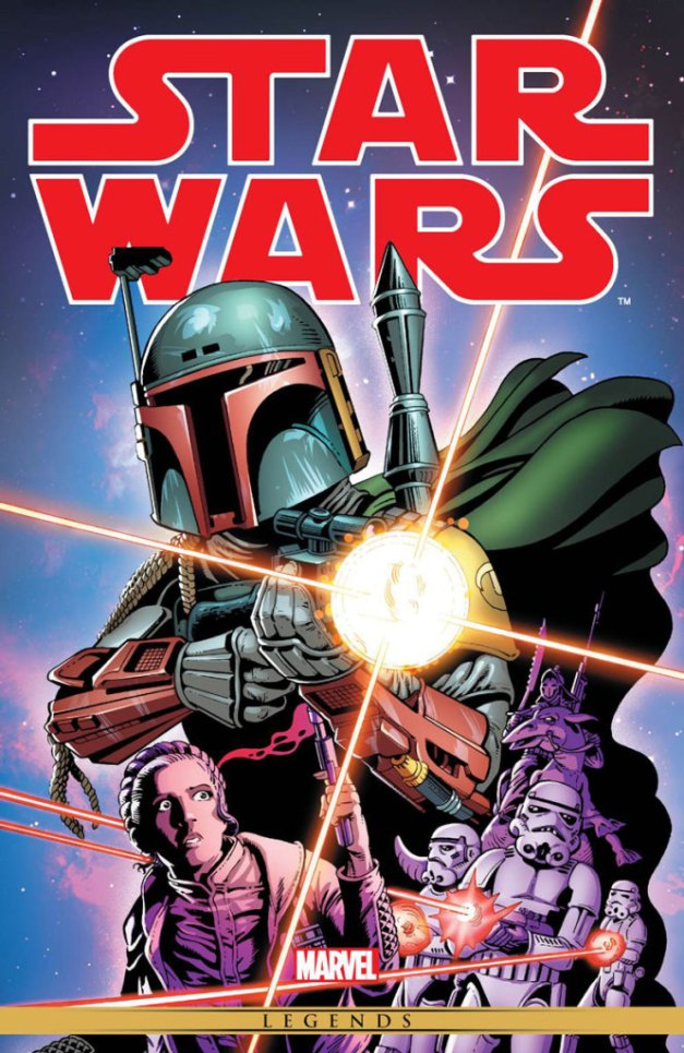 Star Wars The Original Marvel Years Omnibus Vol. 2 Cover
