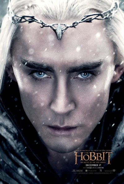 The Hobbit The Battle of the Five Armies Poster #11