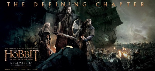 The Hobbit The Battle of the Five Armies Poster #22