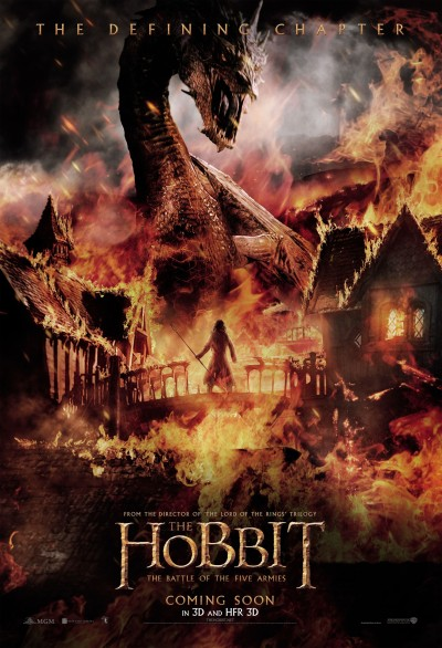 The Hobbit The Battle of the Five Armies Poster #26