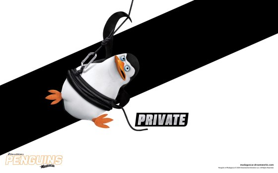 The Penguins of Madagascar WP #4