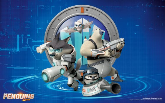 The Penguins of Madagascar WP #5