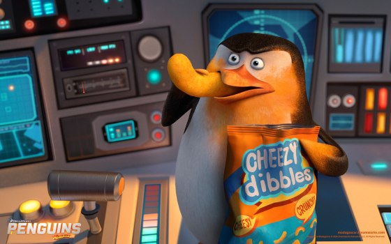 The Penguins of Madagascar WP #6