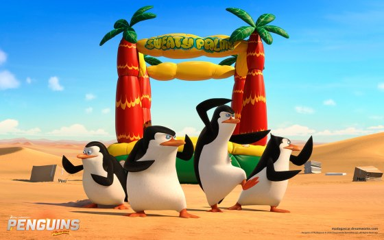 The Penguins of Madagascar WP #7
