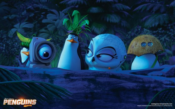 The Penguins of Madagascar WP #8