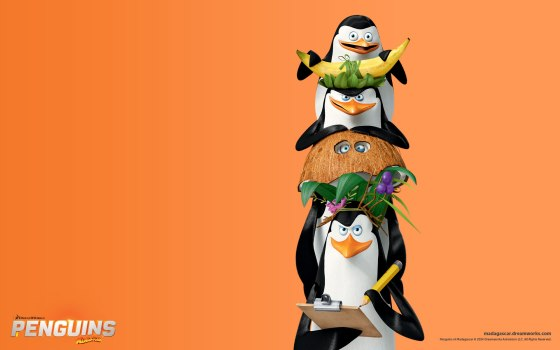 The Penguins of Madagascar WP #9