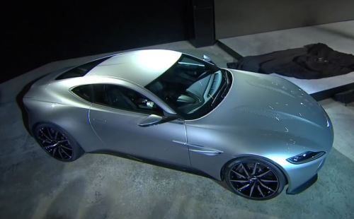 Aston Martin DB10 Image 2
