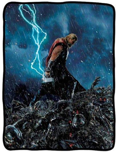 Avengers Age of Ultron Promo Art #3