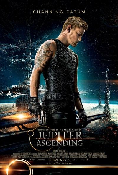 Jupiter Ascending Poster #4