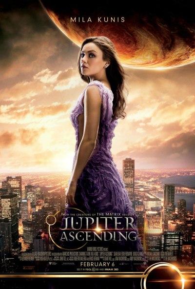 Jupiter Ascending Poster #6