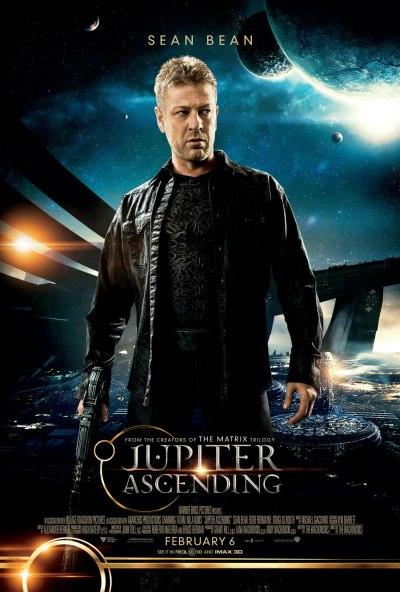 Jupiter Ascending Poster #7