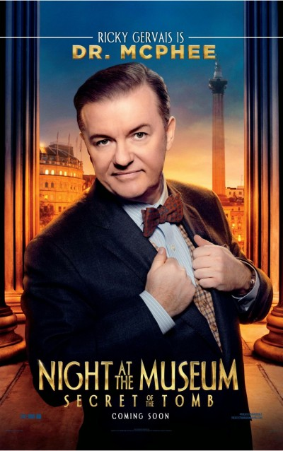 Night at the Museum Secret of the Tomb Poster #12