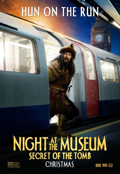 Night at the Museum Secret of the Tomb Poster #14