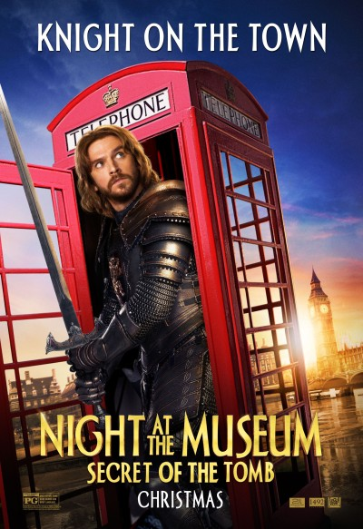 Night at the Museum Secret of the Tomb Poster #15