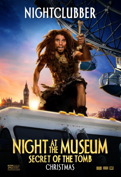 Night at the Museum Secret of the Tomb Poster #17