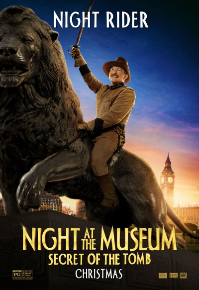 Night at the Museum Secret of the Tomb Poster #18