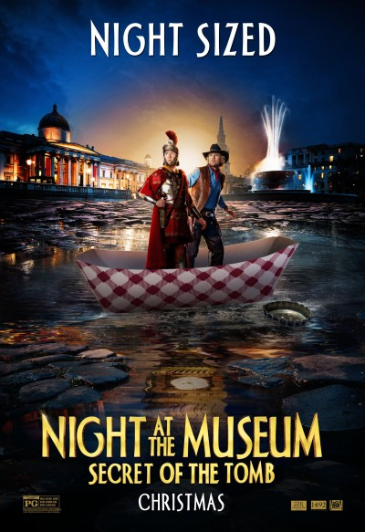 Night at the Museum Secret of the Tomb Poster #19